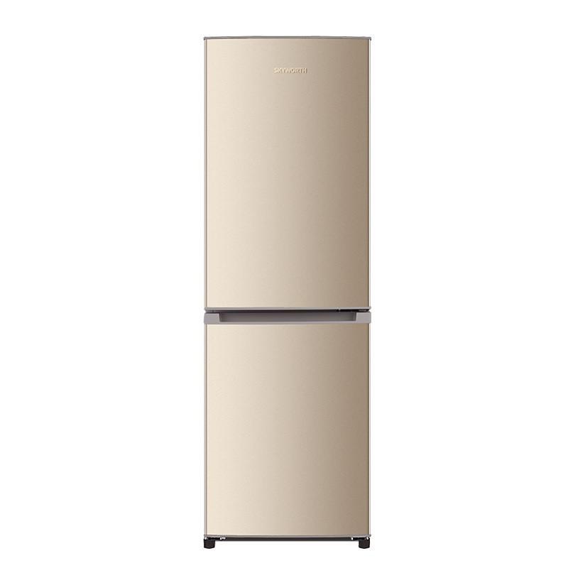 Skyworth 创维 BCD-198WY 冰箱 198L普利金