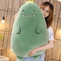 软萌系列 恐龙毛绒玩具 50厘米 六款可选