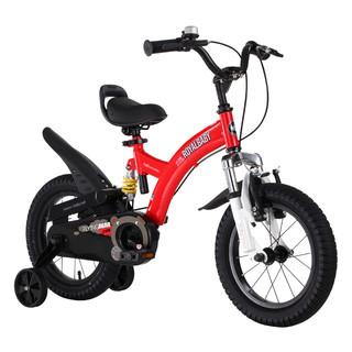 优贝 儿童自行车 小飞熊 12寸
