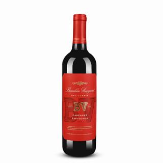 BV 璞立酒庄 加州系列葡萄酒750ml 单支 美国原瓶进口 赤霞珠 *3件