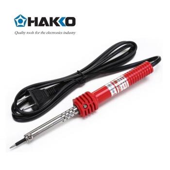 日本白光(HAKKO)30W单支焊铁 红柄 501-30W (消耗品类不涉及维保)
