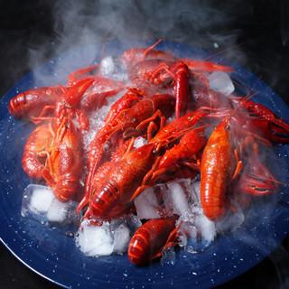 鲜味时刻 白兰地熟醉小龙虾 6-8钱 净虾0.75kg