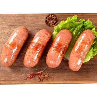 金锣 道地肠 纯肉火山石烤肠 480g*3袋