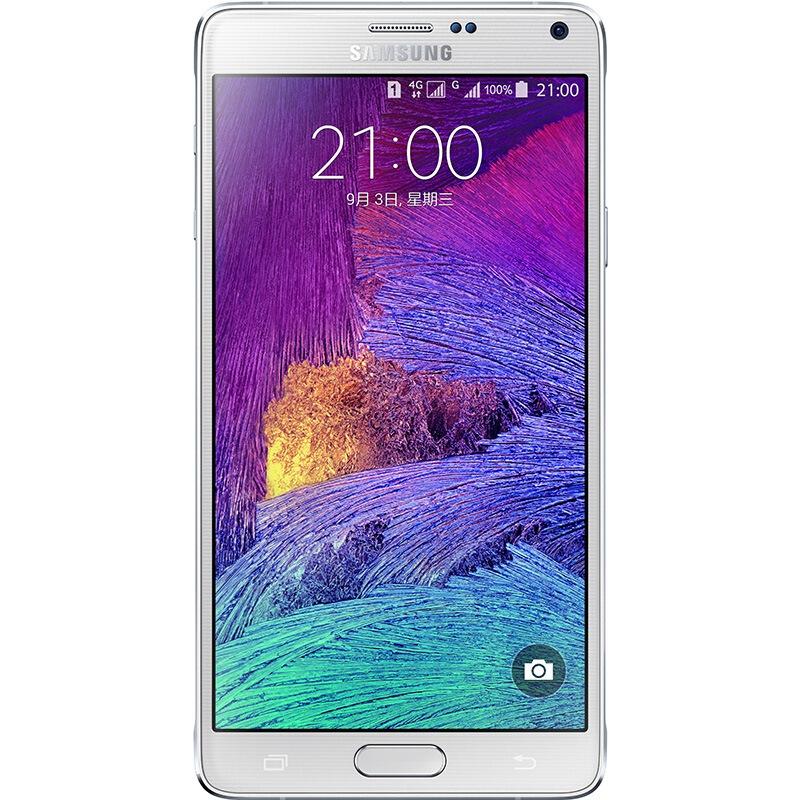 SAMSUNG 三星 Galaxy Note4 4G版 智能手机 16GB 联通版 幻影白