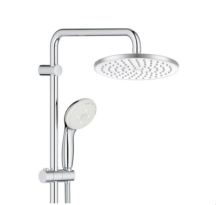 GROHE 高仪 淋浴花洒套装  27389002淋浴系统+34598000带下出水恒温龙头