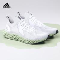 阿迪达斯官网 alphaedge 4D 男女跑步运动鞋FV4687FV4686