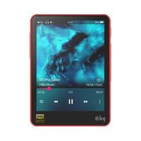 HiBy 海贝R3pro无损车载音乐数字播放器转盘MP3平衡输出hifi音质母带级DSD硬解码随身听 R3pro铝合金红色 铝合金