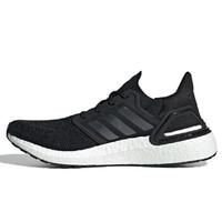 adidas 阿迪达斯 ULTRABOOST 20 男士跑鞋 EF1043 1号黑/夜金属灰/白 42