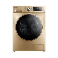 LittleSwan 小天鹅 TG100VN60DG 滚筒洗衣机 10kg 摩卡金