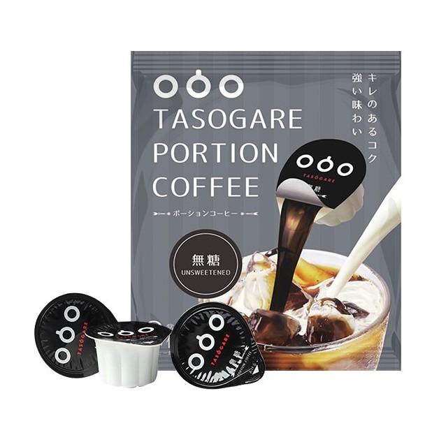 TASOGARE 隅田川 液体浓缩无糖胶囊咖啡 原味 144g