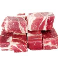 祁连牧歌 原切牛腩块 1kg