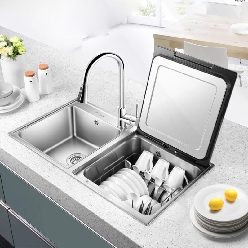 欧琳不锈钢水槽洗碗机JBSW2T-OLM5居然之家