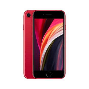 限北京 : Apple 苹果 iPhone SE 第二代 智能手机 128GB 红色