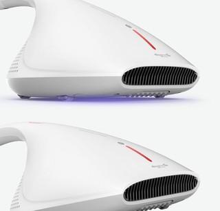 Deerma 德尔玛 DEM-CM800 光热震动除螨仪 50度热风 白色