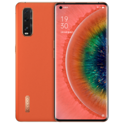 OPPO Find X2 5G智能手机 茶橘 素皮 8GB+128GB