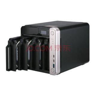 威联通(QNAP)TS-453BT3 四盘位雷电3 网络存储 服务器 私有云 Thunderbolt 3 + 10GbE NAS