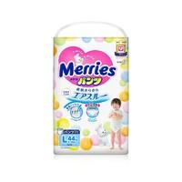 kao 花王 Merries 妙而舒 婴儿拉拉裤 L44片