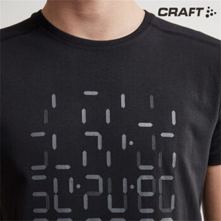 CRAFT 1907111 男士速干短袖T恤
