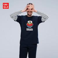 UNIQLO 优衣库 MINIONS印花T恤