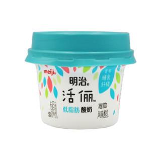 meiji 明治 活俪 风味酸牛奶 100g*4杯