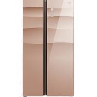 Midea 美的  BCD-540WKGPZM 变频对开门冰箱  540L 玫瑰金