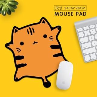 JIXIAOZHI 纪小智 猫动漫 小号鼠标垫 24*28cm