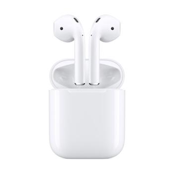 Apple 苹果 AirPods系列 2 真无线耳机 有线充电盒版