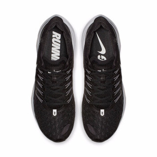NIKE 耐克 Air ZOOM Vomero 14 男子跑步鞋 AH7857 (黑/灰、41)