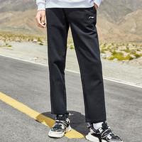 LI-NING 李宁 AKLK373 男子运动长裤