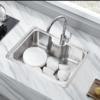 Franke 弗兰卡 BCX610-6101A 304不锈钢洗碗池 61*48cm 裸槽