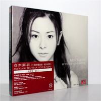 仓木麻衣:爱与希望 15周年精选辑(2CD)个人精选集:151A