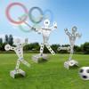 eitech 爱泰 益智金属拼装模型玩具 奥林匹克运动员 (款式随机)