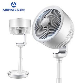 AIRMATE 艾美特 CA23-RD1 循环扇 白色