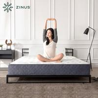 ZINUS际诺思天然乳胶 软硬两用经济型卧室弹簧床垫-亚特兰大