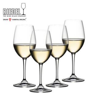 RIEDEL 礼铎 Accanto系列 白葡萄酒杯 4支装