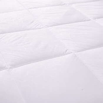 FUANNA 富安娜  进口羊毛混合双人被芯 白色 1.8m