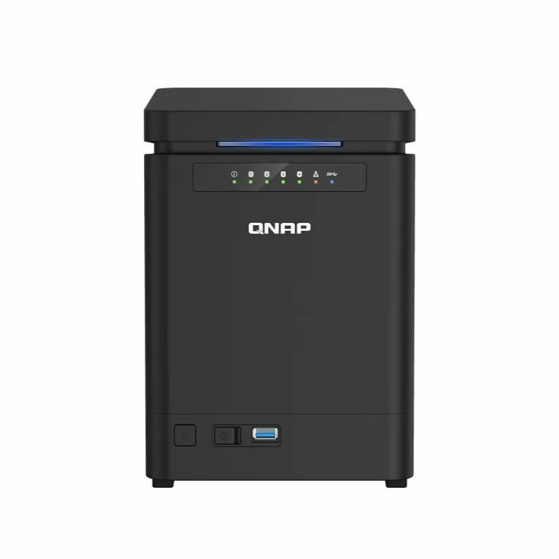QNAP 威联通 TS-453Dmini NAS虚拟机 四盘位