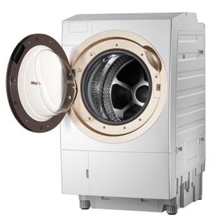 TOSHIBA 东芝 DGH-117X6D 全自动滚筒洗烘一体机 洗涤11kg 烘干7kg 白色