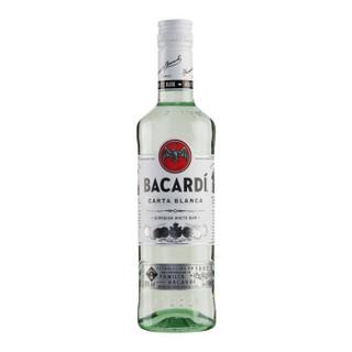 Bacardi 百加得 白朗姆酒 40度 500ml *10件