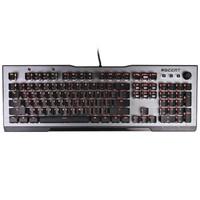 61预售:ROCCAT 冰豹 瓦肯Vulcan 100 RGB机械键盘 泰坦轴