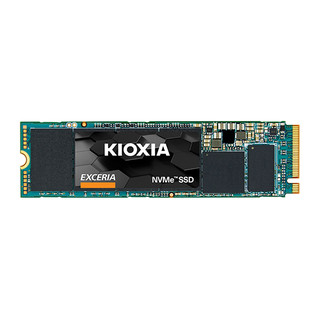 KIOXIA 铠侠 EXCERIA 极至瞬速 固态硬盘 500GB M.2接口(NVMe协议)