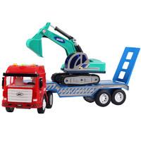LEFEI 乐飞 7866 板车组合 工程车玩具