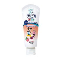 LION 狮王 迪士尼系列 儿童牙膏 桃子味 60g *5件