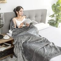 京造 法兰绒超柔毛毯 150*200cm