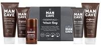 ManCave Essentials 男士洁肤护理5件套