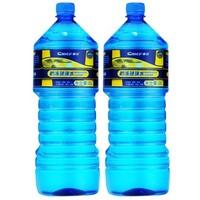 CHIEF 车仆 -25℃ 汽车防冻玻璃水 -25℃ 2L*2瓶