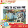 《Where the Wild Things Are (野兽出没的地方) 》(英文平装)