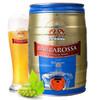 BARBAROSSA 凯尔特人 小麦啤酒 5L桶