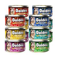 金赏(Golden prize) 猫罐头 原装进口猫咪罐头零食湿粮 170g 12罐装 *5件