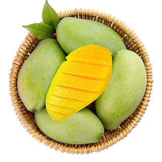 广西 青芒 芒果 1.5kg  单果重约220g以上